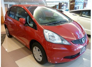HONDA FIT 1.3G F PACKAGE