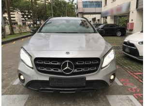 MERCEDES BENZ GLA180 SE URBAN EDITION