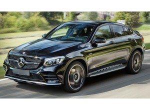 MERCEDES BENZ GLC 250 COUPE AMG
