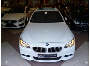 BMW 528i 2.0 M Sport Saloon (1x Ready stock with High Specs)