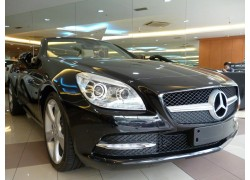 SPECIAL OFFER! Mercedes-Benz SLK250 BlueEfficiency 7G-Tronic (1 x Ready Stock)