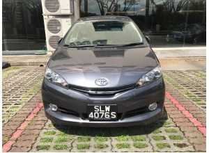 TOYOTA WISH 1.8 CVT(FEB 2018)