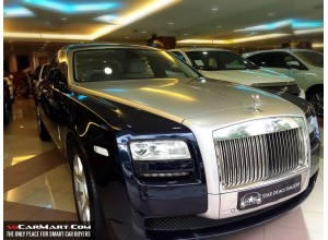ROLLS-ROYCE GHOST 6.6A (FEB 2013) SOLD!